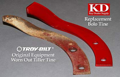 Troy bilt replacement tiller tines better than originals troy bilt tiller bolo tines replacement sciox Image collections