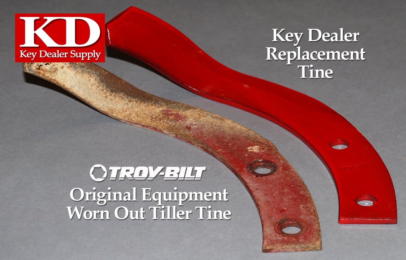 kd replacement tines